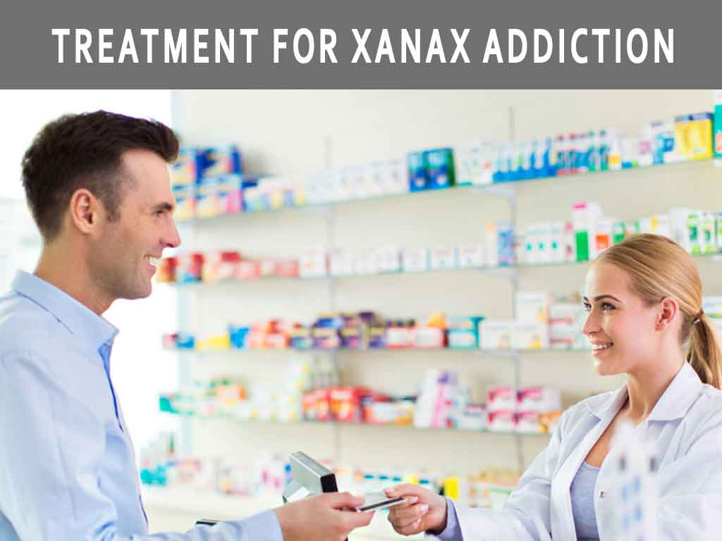 Treatment for xanax addiction
