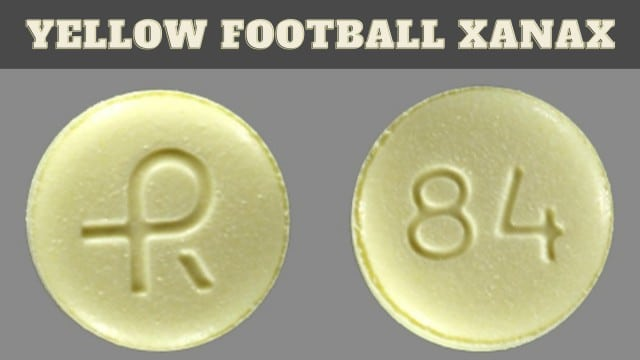 Yellow Football Xanax: Uses | Dosages | Side Effects - Buy Soma Meds